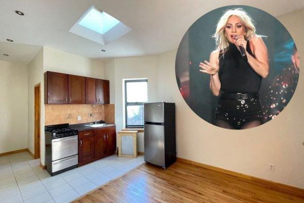 lady gaga apartamento