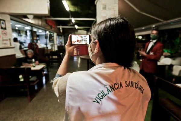 agente da vigilâcia sanitária