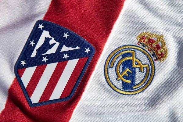 Atlético de Madrid x Real Madrid