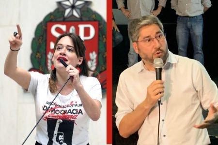 Deputada Isa Penna acusa Fernando Cury de importunação sexual durante plenária da Alesp