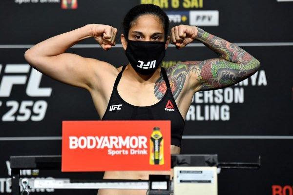 Livinha Lemos, lutadora