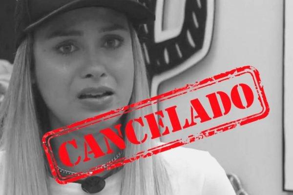 Sarah cancelada