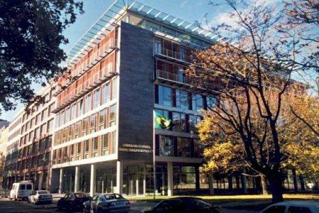 Embaixada brasileira em Berlim, na Alemanha