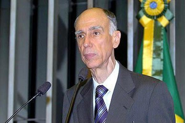 Ex-vice-presidente da República, Marco Maciel