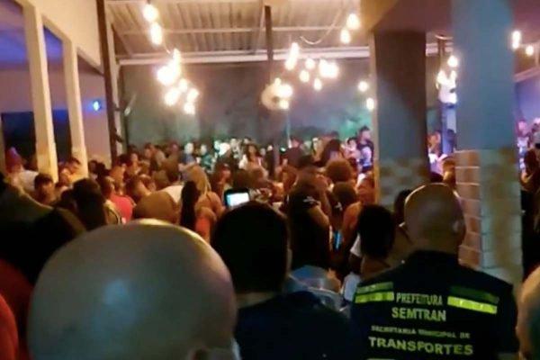 Show irregular em São Gonçalo