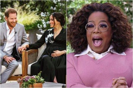 Principe Harry, Meghan e Oprah