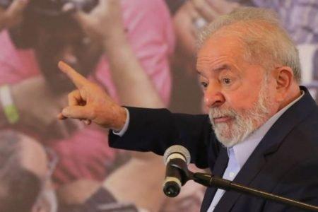 Lula Fui vítima da maior mentira jurídica contada em 500 anos - O ex-presidente, que ficou preso 580 dias por corrupção e lavagem de dinheiro, teve as condenações anuladas