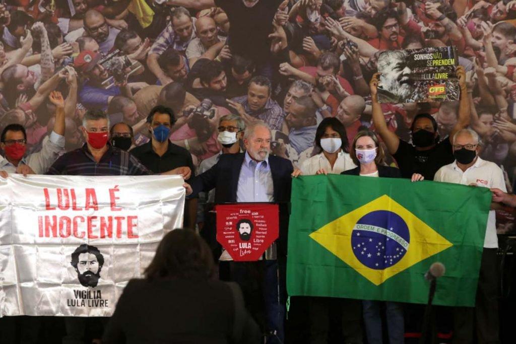 Lula - Luis Inacio Lula da Silva - Lula sao bernardo do campoEnviado emLula Fui vítima da maior mentira jurídica contada em 500 anos--2