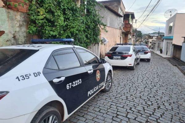 Operação da Polícia Civil no Norte Fluminense