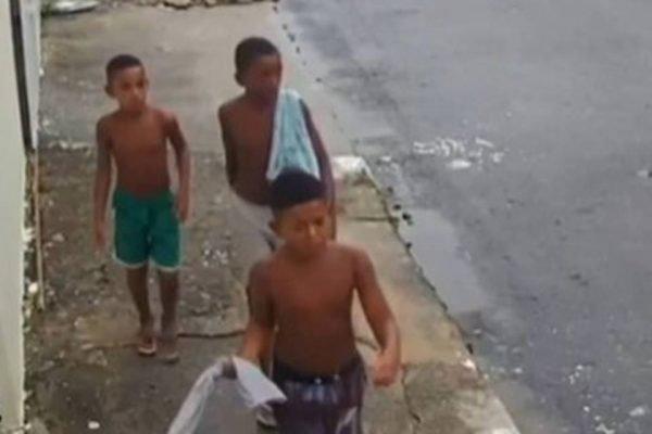 meninos desaparecidos Belford Roxo
