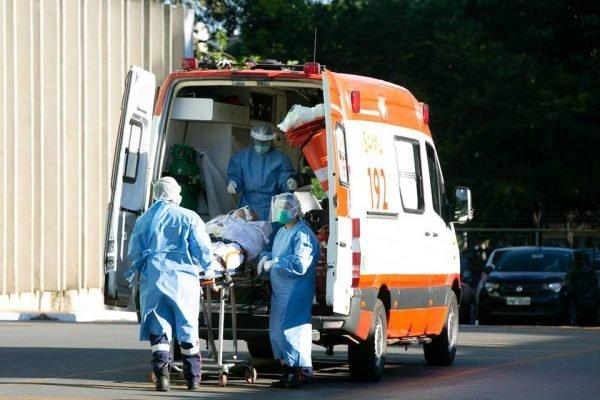 Casos de Covid-19 estão em alta no DF