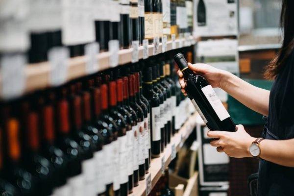 Vinhos baratos