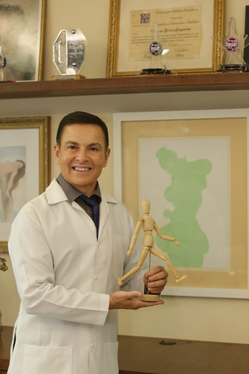 Médico Luciano Negreiros