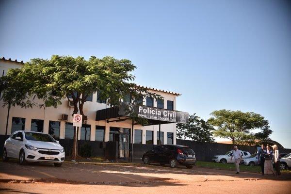 Sede da Polícia Civil em Planaltina