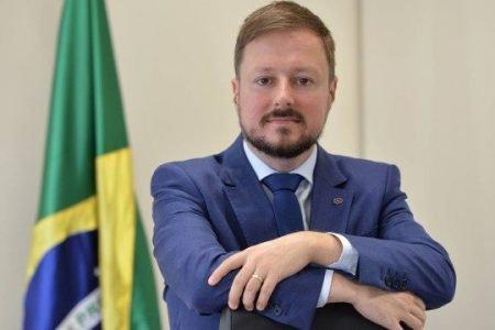 Ex-secretário de Gestão e Desempenho de Pessoal do Ministério da Economia, Wagner Lenhart