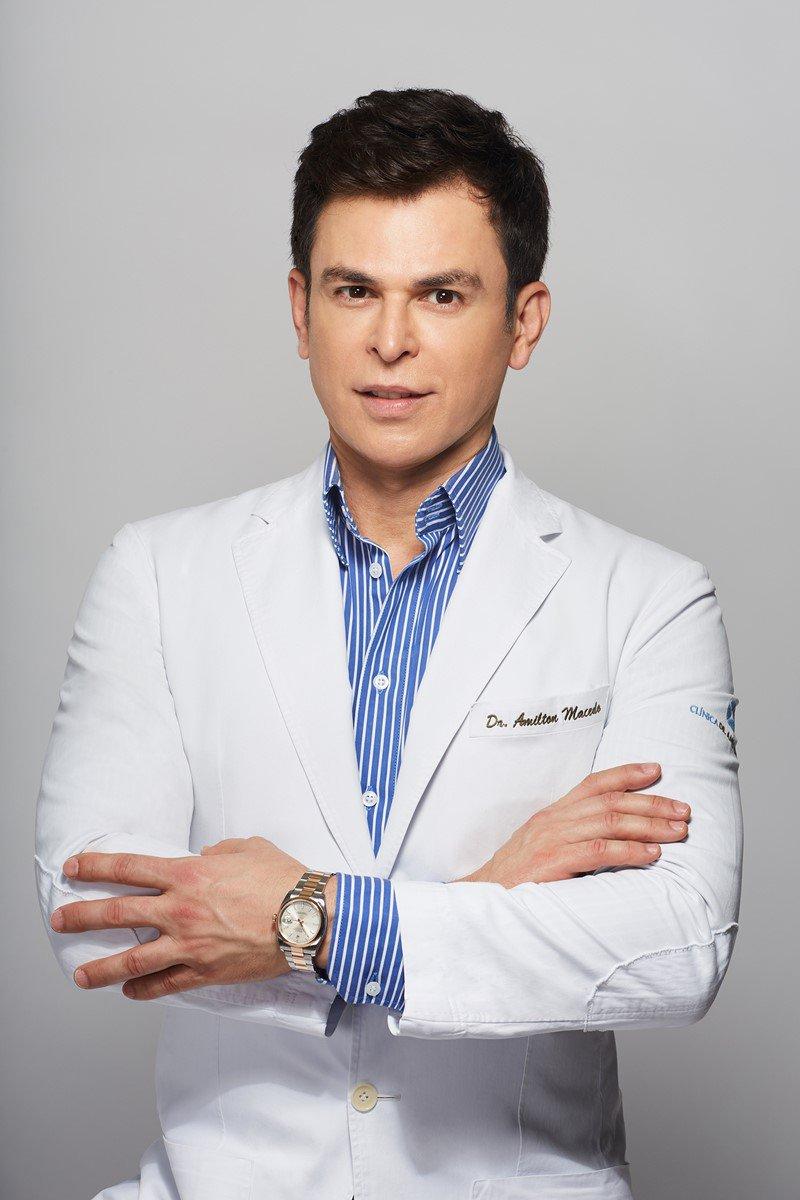 Médico Amilton Macedo