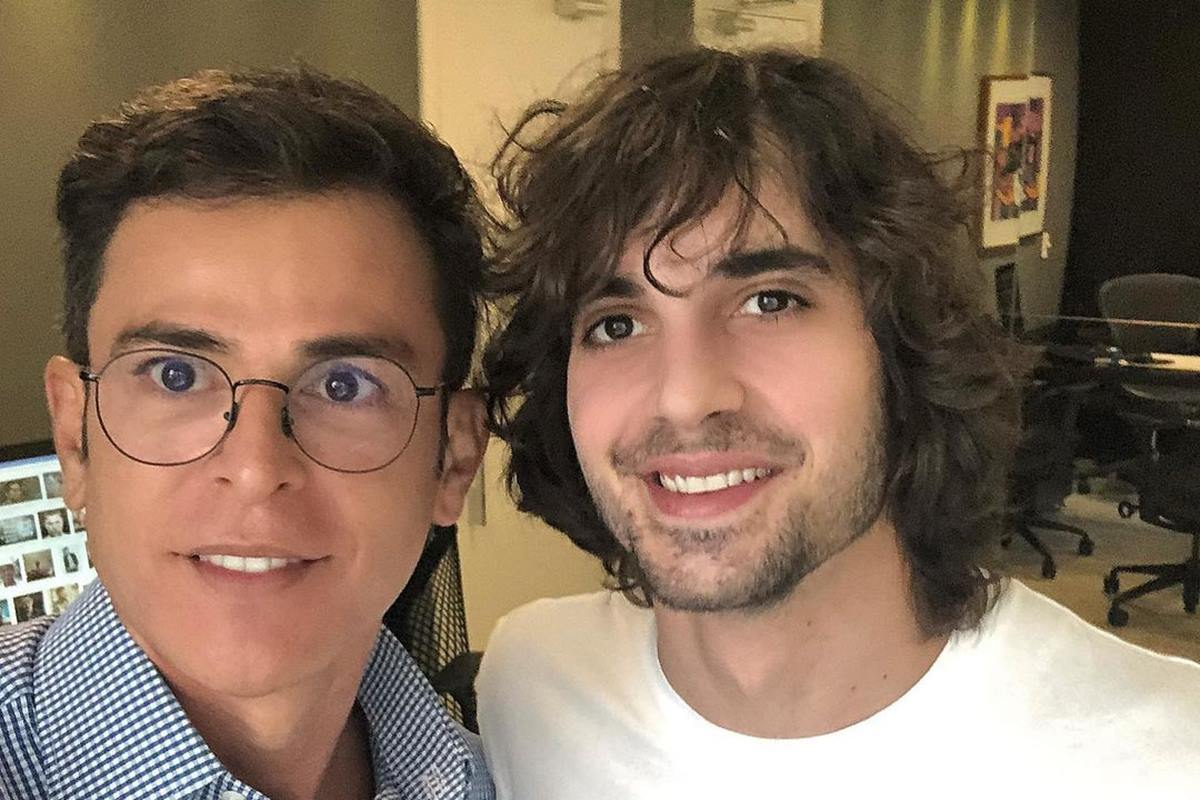 Amilton Macedo e Fiuk