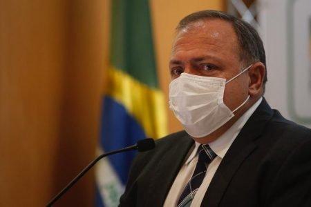 Ministro da saúde eduardo pazuello coletiva saida 6