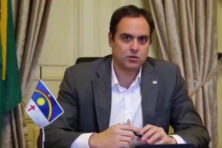 Paulo Câmara, governador de Pernambuco