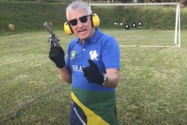 José Sabatini, empresário que ameaçou Lula em vídeo
