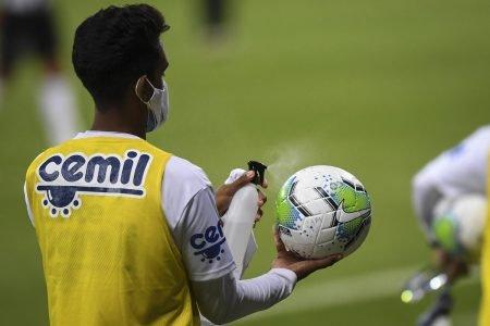 Covid-19 futebol