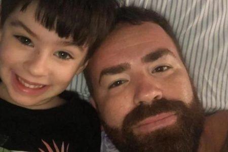 Henry e Leniel Borel - menino morto no Rio de Janeiro