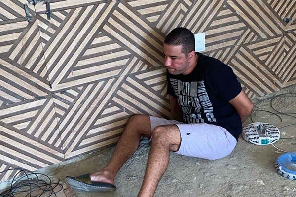 Polícia Civil do Rio prende miliciano Rafael Weslei Curi Delfino, o Macalé
