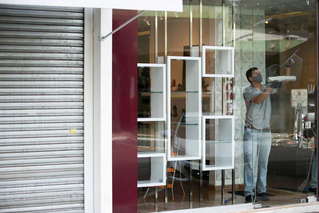 lockdown comercio fechado brasília DF
