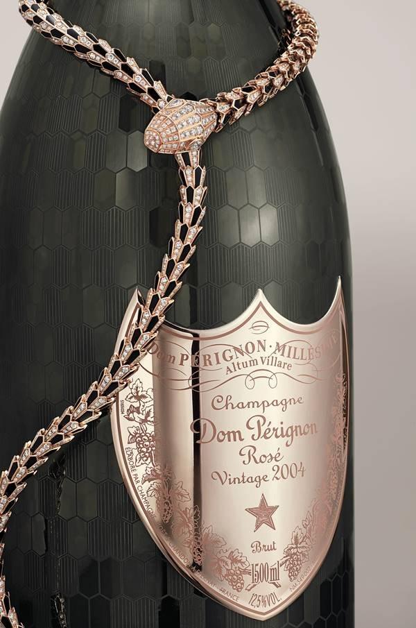 Champagne da Bvlgari