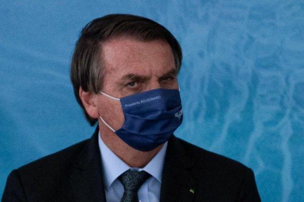Coletiva à imprensa sobre o programa águas Brasileiras com o presidente Jair Bolsonaro, no palácio do planalto.