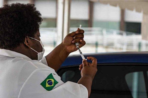 Vacinação contra Covid-19 no Rio de Janeiro