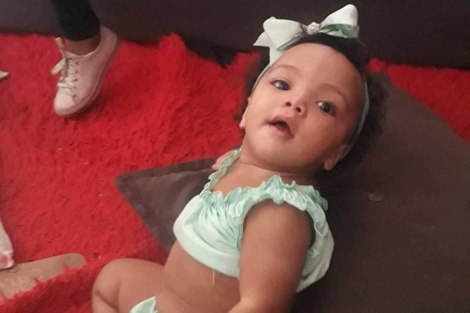Bebê de 9 meses morre afogada após cair em balde em Minas Gerais