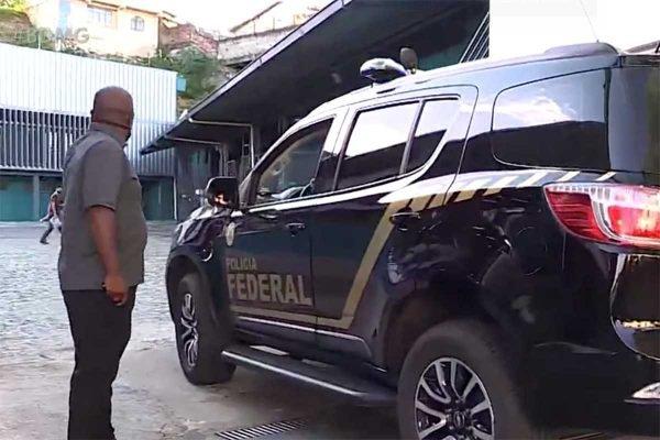 PF faz operação para investigar vacinação ilegal de empresários em MG