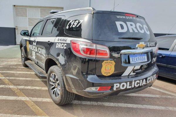 carro da DRCC
