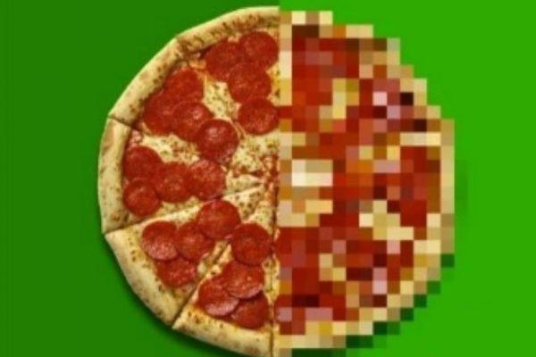 Clientes veem pênis 'ocultos' em pizzas da Domino's