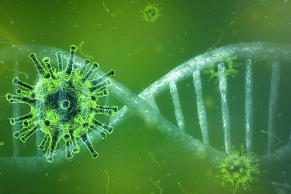 coronavirus ilustração