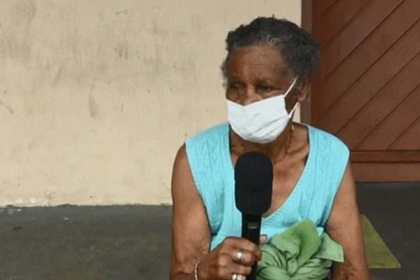 dona Eloir, 80 anos