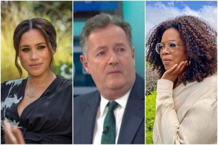 Apresentador chama Meghan de falsa hipócrita e critica Oprah Winfrey