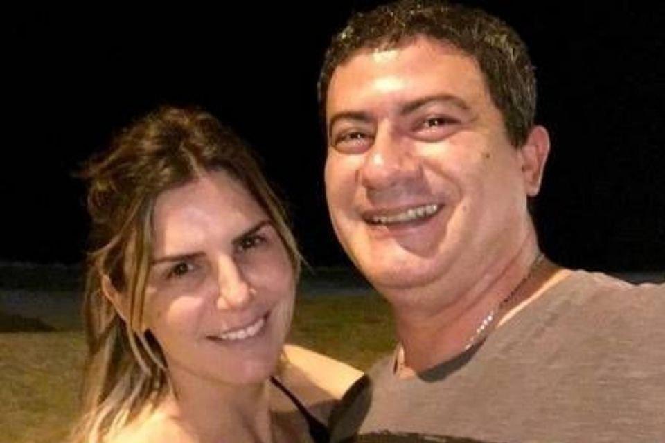 Alessandra Veiga e Tom Veiga