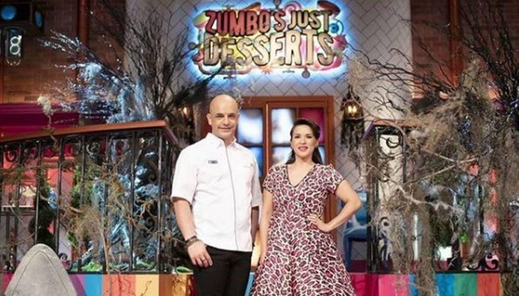 Adriano Jumbo y Rachel Hooks