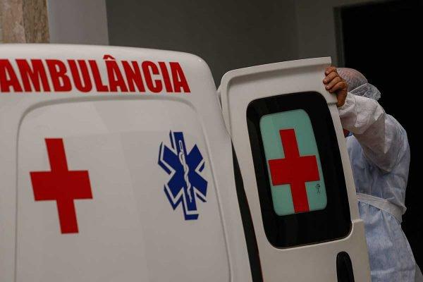 Ambulancia covid - coronavirus
