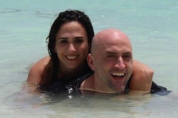 Tata Werneck e Paulo Gustavo