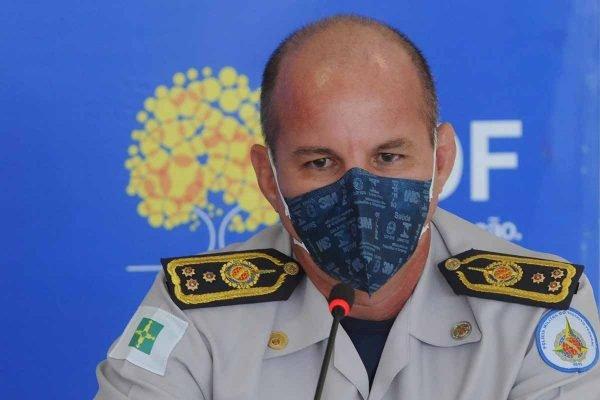 Julian Pontes, comandante geral da PMDF