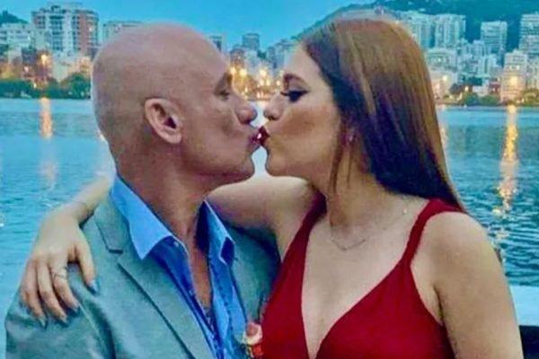 Ayrton Lima e Ana Clara