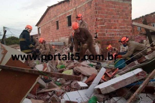 Explosão deixa mortos e feridos em Joao Pessoa