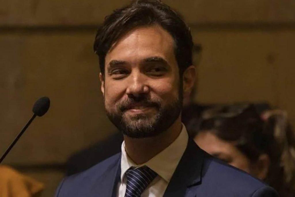 Vereador do Rio e médico Jairo Souza Santos Júnior, o Dr. Jairinho (Solidariedade)