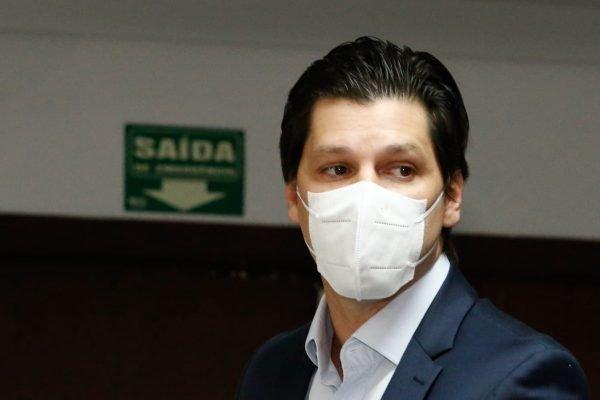 Daniel Vilela, presidente do MDB em Goiás: partido anuncia saída da gestão municipal em Goiânia