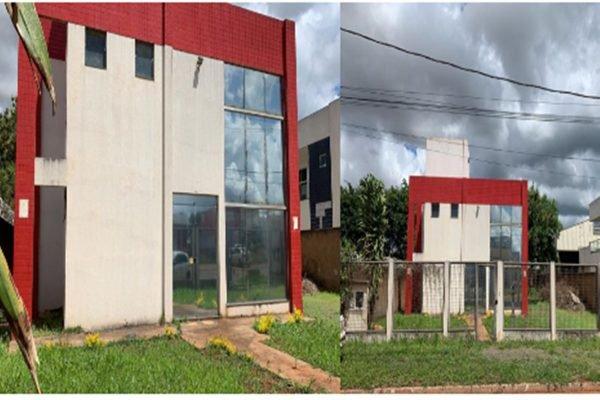 Terreno + prédio SCIA licitação 02/2021 Terracap