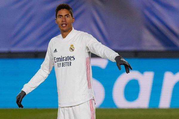 Real Madrid Varane