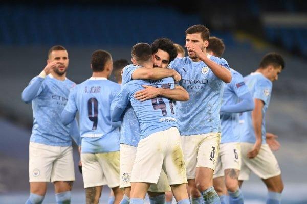 City vence o Dortmund na Champions